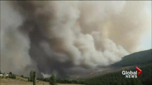 B.C. on alert for Washington's Stickpin fire