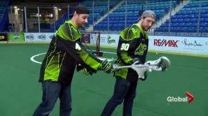 Lacrosse 101: recovering loose balls