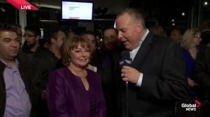 BC Civic Election: One-on-one with Surrey's new mayor Linda Hepner