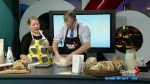 In the Global Edmonton kitchen with The Ruby Apron