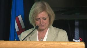 Rachel Notley: Over 10,000 people have fled north out of Fort McMurray