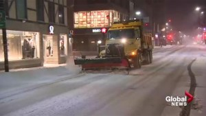Halifax hit with winter wallop