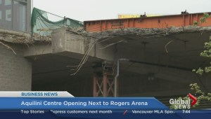 BIV: Aquilini Centre opening next to Rogers Arena