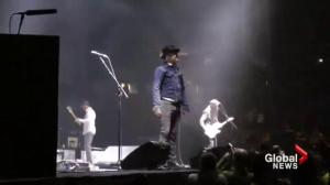 The Tragically Hip's last tour