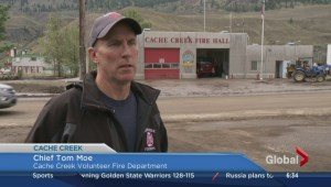 State of emergency in Cache Creek