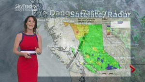 BC Evening Weather Forecast: May 19