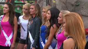 Miss USA contestants react to Donald Trump controversy