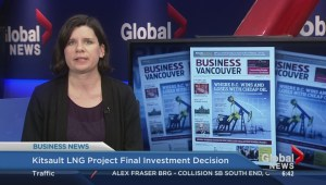 BIV: Kitsault LNG Project final investment decision