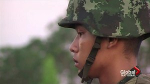 Military coup in Thailand