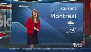 Montreal Morning News Blooper