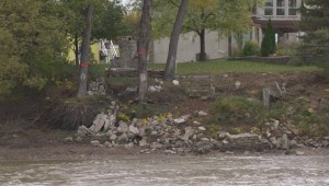 Focus Manitoba: Winnipeg's eroding riverbank