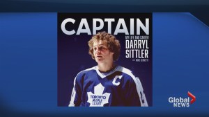Retired Canadian hockey star Darryl Sittler looks back on his lengthy career