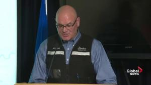 Officials provide update on exact progress made on containing Fort McMurray wildfires