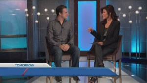 Who's on The Morning Show for Sept. 18, 2014