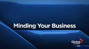 Minding Your Business: Aug 31