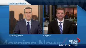 Alberta Election 2015: Brian Jean on the Morning News