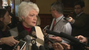 Education Minister Liz Sandals on TDSB tensions