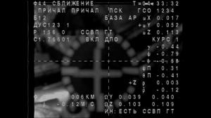 'One-Year Mission' Soyuz docks at ISS