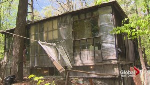 Quebec man fighting to stay in ramshackle home he's lived in for decades