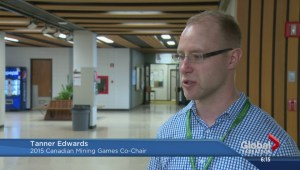 Canadian university mining games
