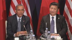 COP21: Obama says China, U.S. share 'common vision' and will push for low carbon global economy