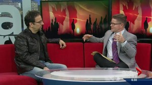 Sam Nammoura talks about how to help new refugees to Calgary