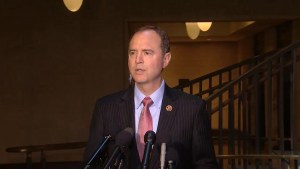 Adam Schiff says former FBI director James Comey should be called to testify
