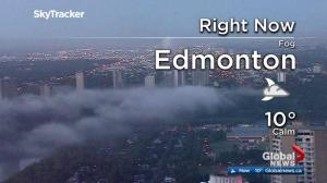 Edmonton early morning weather forecast: Wednesday, August 2, 2017