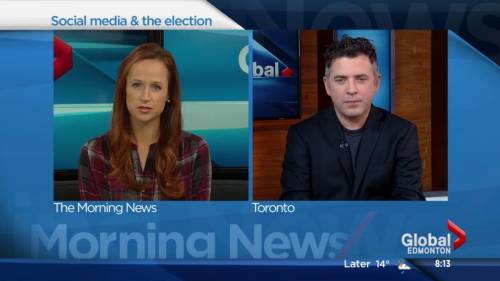 Federal Election 2015: Global News partners with Twitter ...