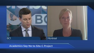 Royal Society of Canada calls for halt of Site C dam project