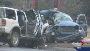 Four people killed on highways this weekend