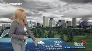 Edmonton early morning weather forecast: Friday, May 12, 2017