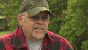 No more medical bills for Robin Milne, province pays final half of $118K US health bill