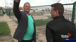 Celebrity home improvement contractor visits Fort McMurray
