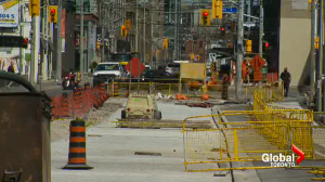 Toronto 'bundling' construction projects to minimize congestion