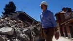 Justin Trudeau visits quake-devastated community in Italy