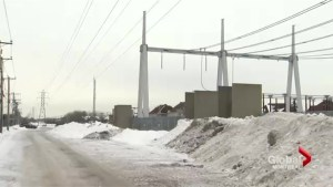 DDO fights Hydro over transmission lines