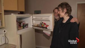 Moncton father, special needs son granted 'Christmas miracle' after fire leaves them homeless