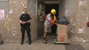 Housing activists blast Vancouver City Hall for SRO hotel evictions