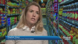 Changes coming to food labels