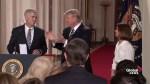 Judge Neil Gorsuch accepts Trump nomination for Supreme Court
