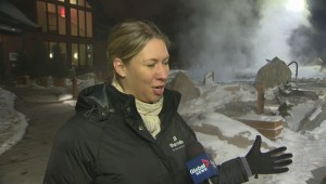 The benefits of a dip in an outdoor pool in a Winnipeg winter