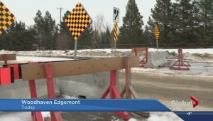 Southwest Edmonton residents complain of detour