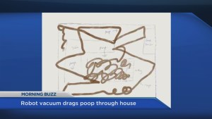 This Stinks! Robot vacuum drags do feces through house