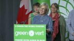 Federal Election 2015: Elizabeth May's acceptance speech