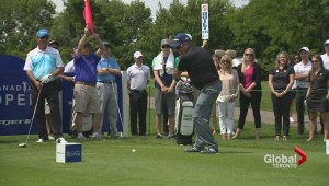 Golfers get surprise of a lifetime, VIP treatment at Glen Abbey