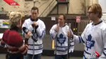 Leafs home opener on Wednesday