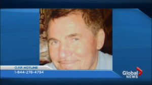 Suspect named in murder of Toronto construction executive