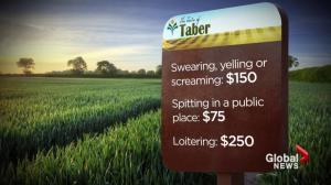 Taber, Alta. Community Standards Bylaw faces backlash