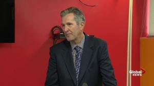Premier Pallister says Manitoba bearing the brunt of incoming refugees